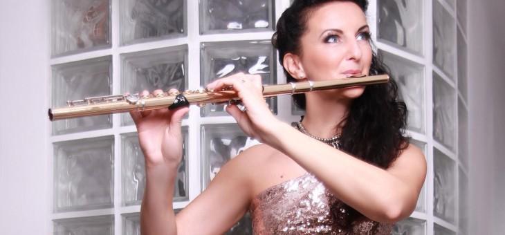 Alenka Zupan, flute