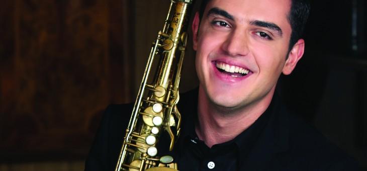 Koryun Asatryan, saxophone