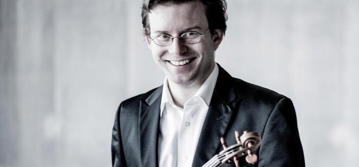 Žiga Brank, violin
