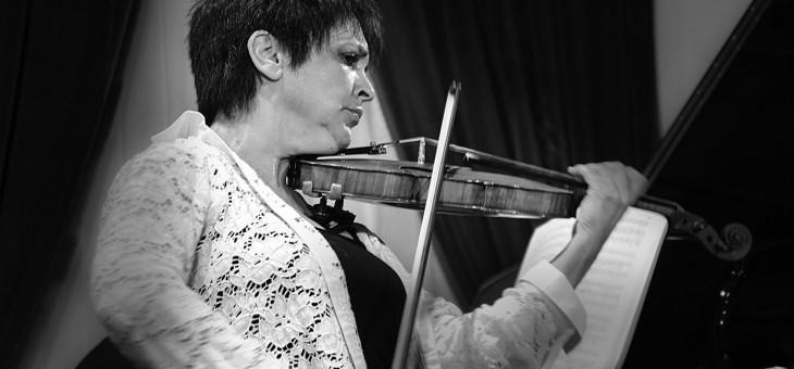 Ida Bieler, violin
