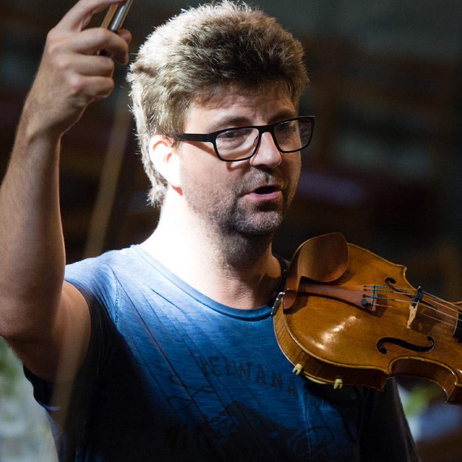 Jan Bjøranger - Violin